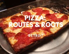 PizzaTV is your videocentric, professional, world-wide guide to pizza. We provide consumers with education and inspiration to find your favorite pizza location. Gourmet Pizza Recipes, Pizza Style, Hawaiian Pizza, Detroit, Roots, Pizza