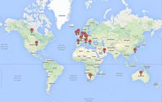Did you know you can find the Flashvape in over 5 continents and over 16 countries? This list is growing all the time!