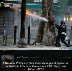No more explanation...  #SOS #VENEZUELA #PrayForVenezuela #NoMoreDeadStudents #Goverment #Blackout #help #students #violence #Resistance #ONU #OEA #UN #CNNEE #UE #EEUU #CIDH