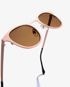 4659958ee7 Blush  komono  sunglasses  pink Eyewear
