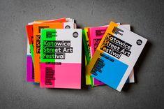 Colour over load! <3 Katowice Steet Art Festival – prints by Marta Gawin, via Behance