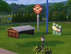 Mod The Sims - Liberated Landmarks