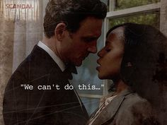 Watch the season premiere of Scandal tonight at 10 Scandal Quotes, Glee Quotes, Tv Quotes, Scandal Tv Series, Scandal Abc, Best Tv Shows, Favorite Tv Shows, Olivia And Fitz, Arrow Tv Shows