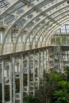 Architektur Temperate House Kew Gardens restoration by Donald Insall Associates Is my child a target