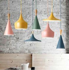 Led Pendant Lights, Led Ceiling Lights, Ceiling Lamp, Hanging Lights, Pendant Lighting, Wall Lights, Blue Pendant Light, Pendant Lamps, Bedroom Ceiling