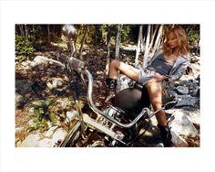 Kate Moss (2007) by Inez van Lamsweerde and Vinoodh Matadin, via Artsy