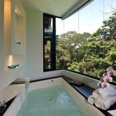 My dream bath..
