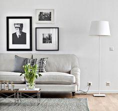 Inspiring Homes: Malmö Apartment by Bjurfors | Nordic Days