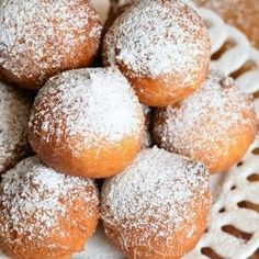 Easy Ricotta Doughnuts - Will Cook For Smiles