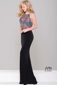 JVN Prom by Jovani JVN41443 JVN Prom Collection Estelle's Dressy Dresses in Farmingdale , NY