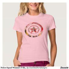 Police Squad Women's T-Shirt