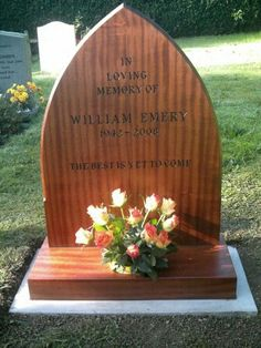 Cemetery Headstones, In Loving Memory, Outdoor Decor, Home Decor, Decoration Home, In Remembrance, Room Decor, Home Interior Design, Home Decoration