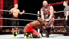 Highlight Videos From Raw