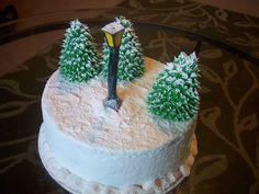 Narnia Scene Cake (12.03.10) 2   Flickr - Photo Sharing!
