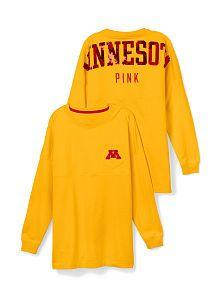 University of Minnesota Bling Varsity Crew