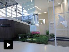Idéo bain 2012, (5/6) Tendance Spa, la salle de bains du bien-être  http://maison.neopodia.com/20120210_decoration_tendances_ideo_bain_concepts_salon_salle_de_bains_spa_bien-etre_fabrice_knoll?t=17