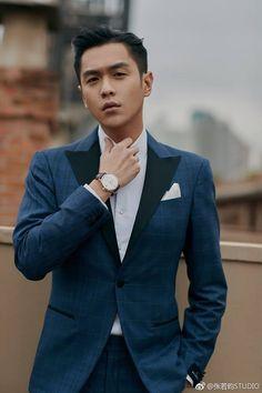 Zhang Ruo Yun, Chinese Gender, Film Academy, Joy Of Life, Celebs, Celebrities, Suit Jacket, Actresses, Actors