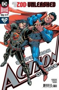 Superman Comic Books Available This Week (January 24 2018)