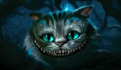 """""""This is impossible."""" / Alice in Wonderland, Tim Burton, 2010 Cheshire Cat Tim Burton, Cheshire Cat Cake, Cheshire Cat Alice In Wonderland, Chesire Cat, Tim Burton Kunst, Art Tim Burton, Tim Burton Films, Steampunk Accessoires, Were All Mad Here"""