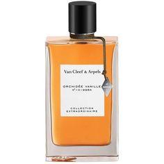 Van Cleef & Arpels Orchidée Vanille Eau De Parfum 75ml (3,075 MXN) ❤ liked on Polyvore featuring beauty products, fragrance, edp perfume, fruity perfume, eau de perfume, van cleef arpels perfume and perfume fragrance