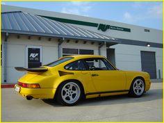 Porsche RUF CTR Yellowbird...JT