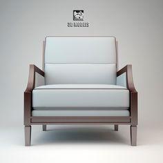 free obj model thomasville upholstery