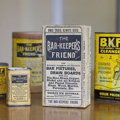 #tbt Since 1882 #Barkeepersfriend through the years! #vintage #throwback #oncetriedalwaysused #bestsince1882 #bestfriend #clean #cleanswhereothersfail #household #products It's not only for #bars. #kitchen #bathroom #bathtub #sink #garage #carparts #rust #home #cleaningday