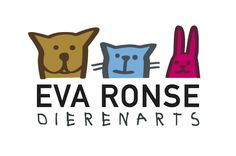 Logo and corporate styling for a veterinarian.
