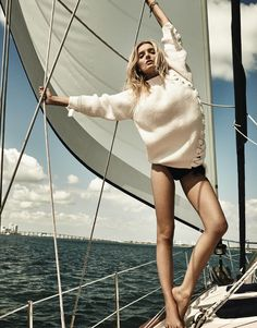 Ray Of Light: Lily Donaldson By Rafael Stahelin For The Edit By Net-A-Porter 4th June 2015