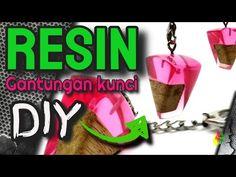 DIY. KERAJINAN RESIN BENING (KEYCHAIN RESIN) / RESIN ART - YouTube Making Resin Rings, Resin Art, Youtube, Diy, Bricolage, Do It Yourself, Youtubers, Homemade, Diys