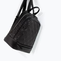 QUILTED RUCKSACK from Zara