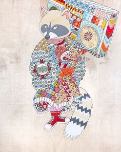 Ferris Plock - Ferris Plock | SCOPE 2012 | New York #Graphic Illustration