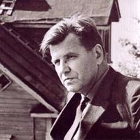 Lauri Viita (17 December 1916 – 22 December 1965), Finnish poet and author.