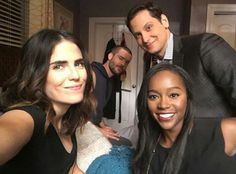 Some of the HTGAWM cast