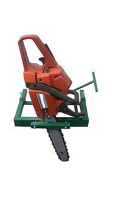 Chainsaw mill planking milling orizontal from chain bar. For milling you need to use RIPPING chain. Planc and chainsaw isn't included ! Portable Chainsaw Mill, Chainsaw Mill Plans, Portable Saw Mill, Chainsaw Bars, Wood Tools, Diy Tools, Chainsaw Mill Attachment, Lumber Mill, Wood Mill