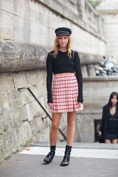 very cool #SofieParra. Paris.