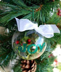 DIY ornament idea