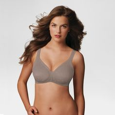 Playtex Secrets Women's Slimming Underwire Bra 4T88 -