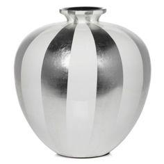 Raya Vase - 14.5H - Silver | Vases | Accessories | Z Gallerie