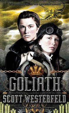 Goliath (Leviathan) by Scott Westerfeld (Sep 20, 2011)