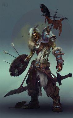 Resultado de imagem para skeleton warriors art concept fantasy