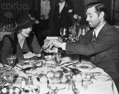 Marlon Brando and Marilyn Monroe Affair | Loretta Young and Clark Gable at Lunch