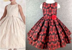 Pattern dresses for girls age from 1 year to 14 years (sewing and cutting) - Journal Inspiration Needlewoman Kids Patterns, Dress Patterns, Pattern Dress, Dress Anak, Girl Outfits, Fashion Outfits, Girls Dresses, Formal Dresses, Anarkali Suits