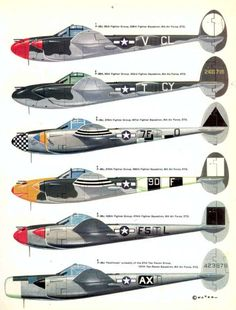 10 Lockheed P-38 Lightning Page 29-960
