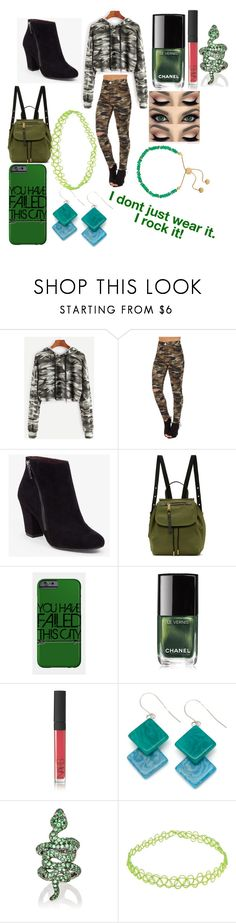 """Trees"" by lost-in-stereo-atl ❤ liked on Polyvore featuring WearAll, BCBGeneration, Marc Jacobs, Chanel, NARS Cosmetics, Encanto, Sidney Garber and Lola Rose"