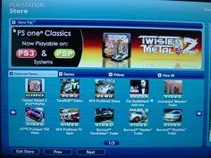 [Screenshot] A walk down memory lane: The PSN store from 10 years ago. Anyone remember? #Playstation4 #PS4 #Sony #videogames #playstation #gamer #games #gaming
