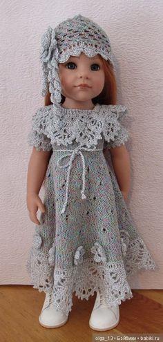 одежда для Gotz / Одежда для кукол / Шопик. Продать купить куклу / Бэйбики. Куклы фото. Одежда для кукол Sewing Doll Clothes, American Doll Clothes, Crochet Doll Clothes, Sewing Dolls, Knitted Dolls, Doll Clothes Patterns, Crochet Dolls, Crochet Baby, Baby Knitting