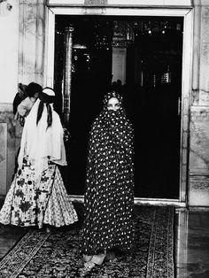 Elizabeth Taylor In Shiraz - 1976