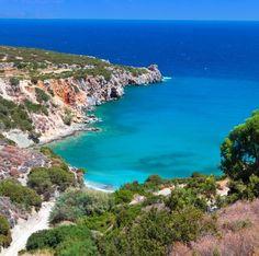 Kreta - heerlijke stranden, mooie blauwe zee, het ultieme vakantiegevoel!