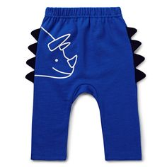 Featuring a dinosaur friend with novelty applique spikes, this fun style is topped off with a brilliant cobalt shade. Made from a soft Cotton French Terry, it's available in sizes 000 to Knit Fashion, Fashion Prints, Dino Kids, Gucci Kids, Knitted Romper, Summer Boy, Fashion Project, Baby Boy Fashion, Boys T Shirts